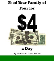 Feed Your Family for $4 a Day Cover