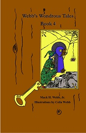 Webb's Wondrous Tales Book 4 Cover