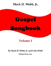 Webb Gospel Songbook Volume 1 Cover